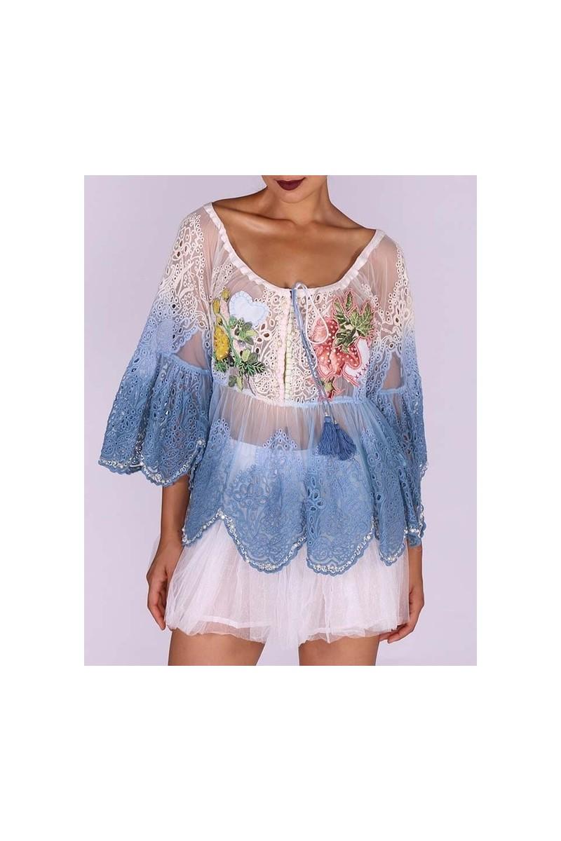 antica sartoria blouse sevilla