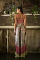 endless dress miss june pink back