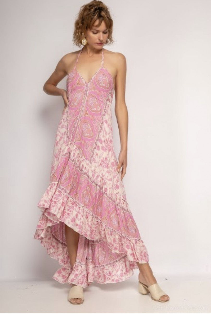 elba dress cover