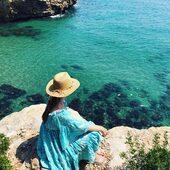 Muchas gracias @ruth_belles por esta maravillosa foto. Estarías igualmente guapísima con otras prendas pero este vestido te sienta fenomenal. 😘😘  #summer #mireiasdream #bohostyle #bohofashionstyle #love #anticasartoria  #summerdress